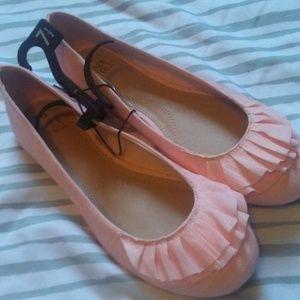 Pink Flats sz. 7.5